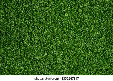 Artificial for grass