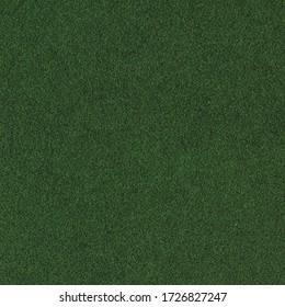 Artificial grass patterned floor mat texture