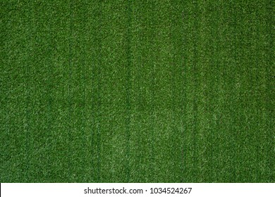 Artificial green grass texture for text and background