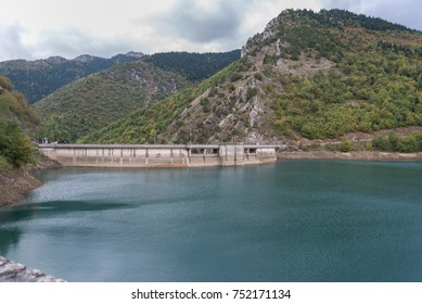Artificial Lake dam