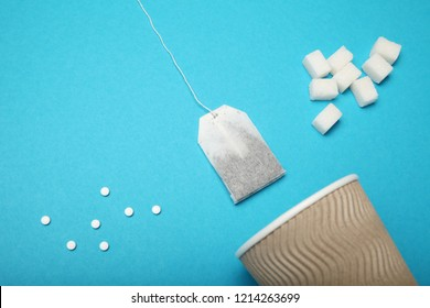 Artificial sugar, healthy sweeteners, substitute.