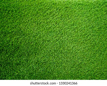 Artificial turf background and texture