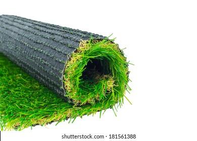 Artificial turf green grass roll