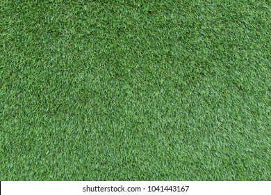 Artificial turf green grass texture background