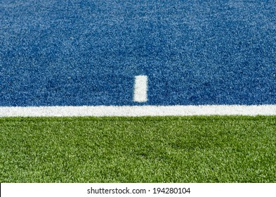 Artificial turf lines