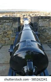 Artillery of Edinburgh castle