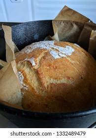 artisan bread - homemade