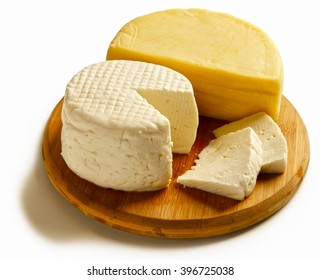 Artisanal Canastra Cheese and Minas Cheese