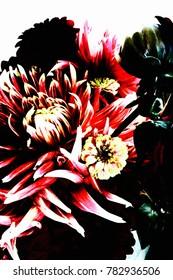 Artistic Flower Arrangement