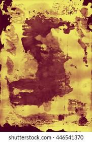 Artistic grunge background. Handmade. Abstract. Mixed media artwork.