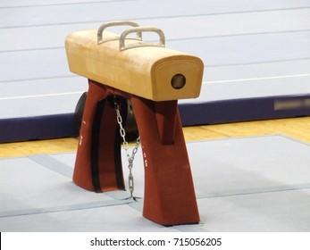 artistic gymnastics tools
