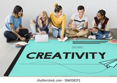 Artistic Imagination Design Creative Graphic