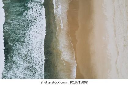 Artistic Ocean Shot