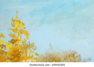 Artists oil paints multicolored closeup abstract background.