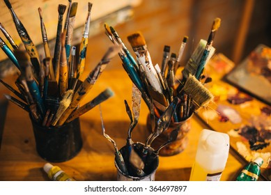the arts, painting and drawing