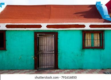 Aruba island architecture