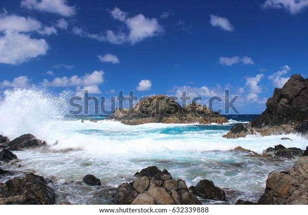 Aruba Natural Pool and Coast