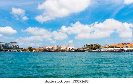 Aruba, Oranjestad Harbour