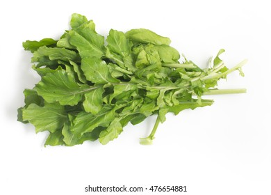 Arugula Leaves. Rucula