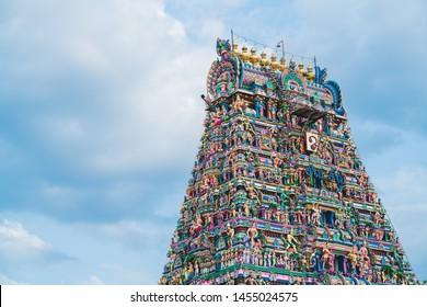 Arulmigu Sri Parthasarathy Temple, Chennai, Tamil Nadu - South India