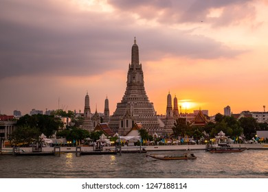 Arunratchawararam Temple Bangkok