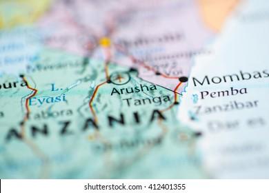 Arusha. Tanzania