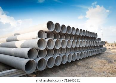 Concrete Pipe Images, Stock Photos & Vectors | Shutterstock