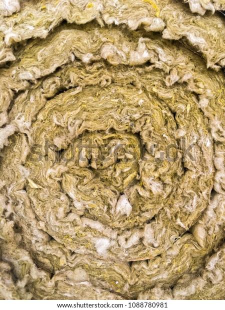 Asbestos Insulation Construction Stock Photo (Edit Now