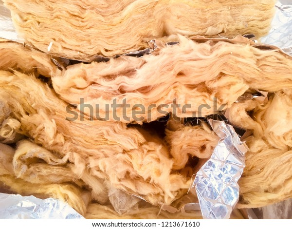 Asbestos Insulation Danger Body Stock Photo (Edit Now