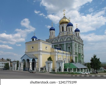 Ascension Cathedral in Yelets, Lipetsk region, Russia