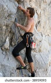 An ascent is Mountain Crimea.