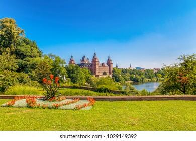 Aschaffenburg, Bavaria, Germany
