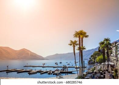 Ascona, Lake Maggiore