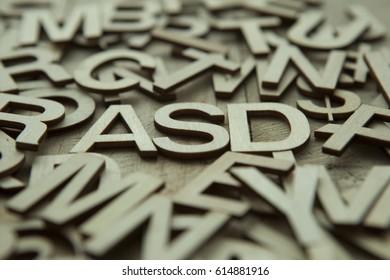 "ASD ""Autism Spectrum Disorder"" acronym"