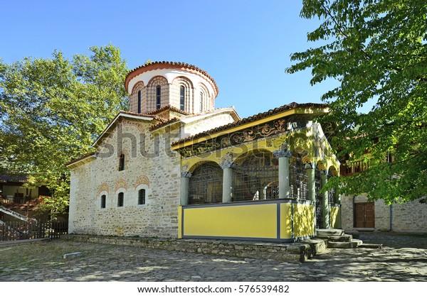 Asenovgrad Plovdiv Bulgaria September 23 Frescos Stock Photo Edit