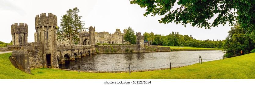 Ashford castle - Co. Mayo, Ireland