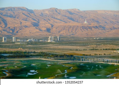 Ashgabat is one of the hottest cities in the world. Ashgabat, Turkmenistan