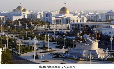 Ashgabat, Turkmenistan capital
