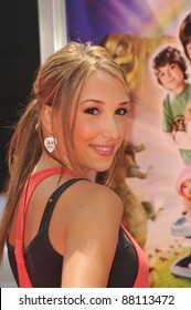 """Ashley Edner at the Los Angeles premiere of """"Shorts"""" at Grauman's Chinese Theatre, Hollywood. August 15, 2009  Los Angeles, CA Picture: Paul Smith / Featureflash"""