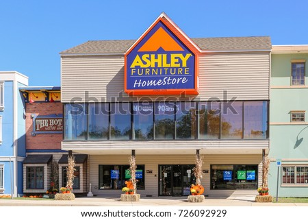 Ashley Furniture Homestore Retail Location. Ashley Homestore Is The Largest  Home Furniture Retailer In North