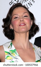 """Ashley Judd at the Paley Center for Media Premiere Screening and Panel for """"Missing,"""" Paley Center For Media, Beverly Hills, CA 04-10-12"""