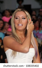 """Ashley Tisdale at the """"Step Up Revolution"""" Los Angeles Premiere, Chinese Theater, Hollywood, CA 07-17-12"""