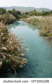 Asi Stream and the Gilboa, Israel