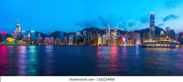Asia Hong Kong Central CBD