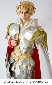 asia japan cosplay man prince