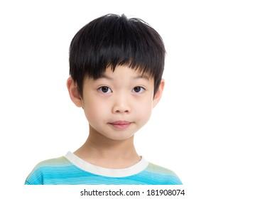 Asia little boy