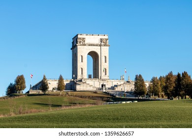 Asiago War Memorial is a World War I memorial located in the town of Asiago in the Province of Vicenza
