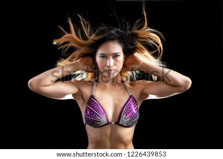 Seems Black female fitness body women opinion you
