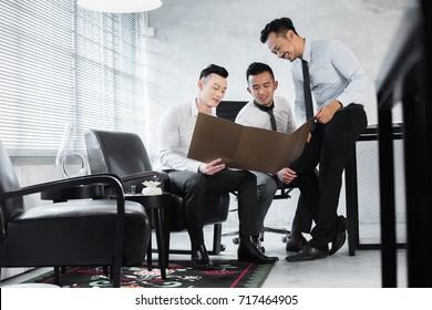 Asian Business Meeting.