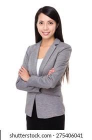 Asian businesswoman